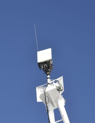 COHO Tracker with Radwin Radio and AIS Receiver Copy