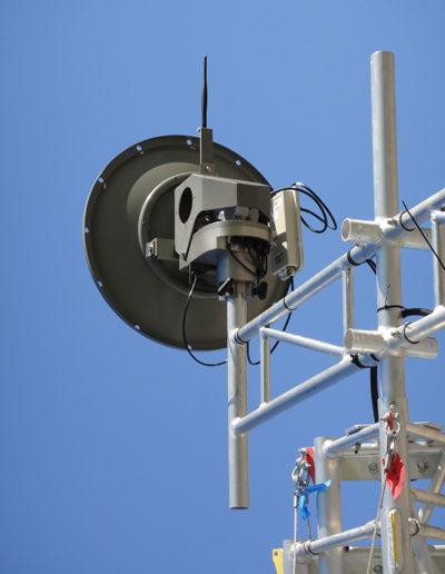 LinkAlign-360RPT-10 with 2-foot Parabolic Antenna