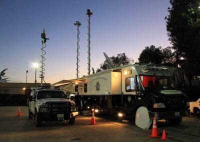 LinkAlign Deployed on Command Vehicles