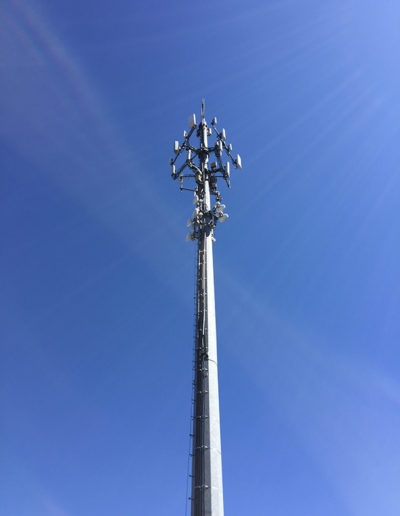 Monopole Tower with LinkAlign-60EBP-10